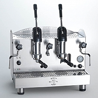 Professional coffee machine Bezzera B2013 AL, 2 groups