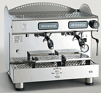 Professional coffee machine Bezzera C2013 COMPACT DE, electronic dosage, 2 group
