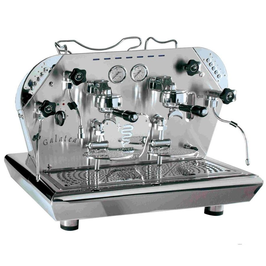 Professional coffee machine Bezzera GALATEA DE, electronic dosage, 2 groups