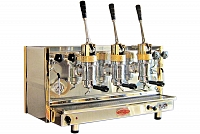 Professional lever coffee machine Bosco Posillipo, 3 groups