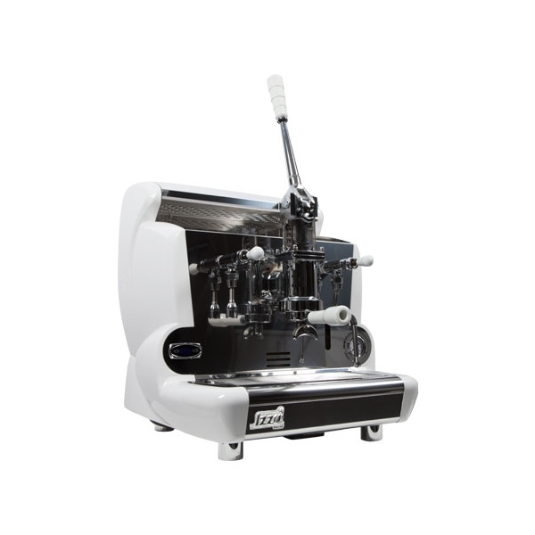 Professional lever coffee machine Izzo, 1 group