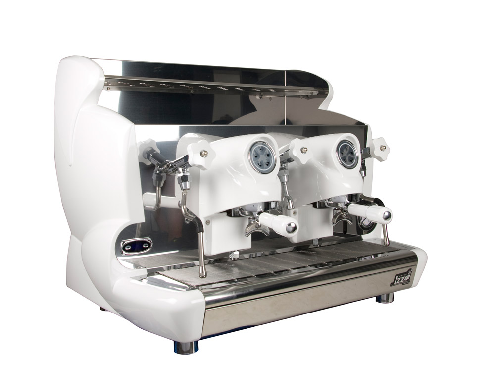 Professional coffee machine Izzo MyWay Sorrento automatic, 2 groups, PID control