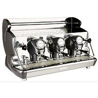 Professional coffee machine Izzo MyWay Sorrento with lever, 4 groups, PID control