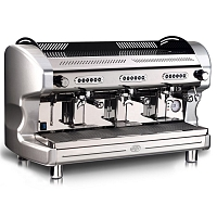 Professional coffee machine Quick Mill QM66 DE, 3 groups