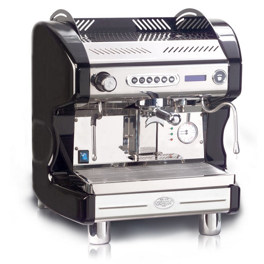 Espressor profesional Quick Mill QM64 DE DISPLAY, 1 grup