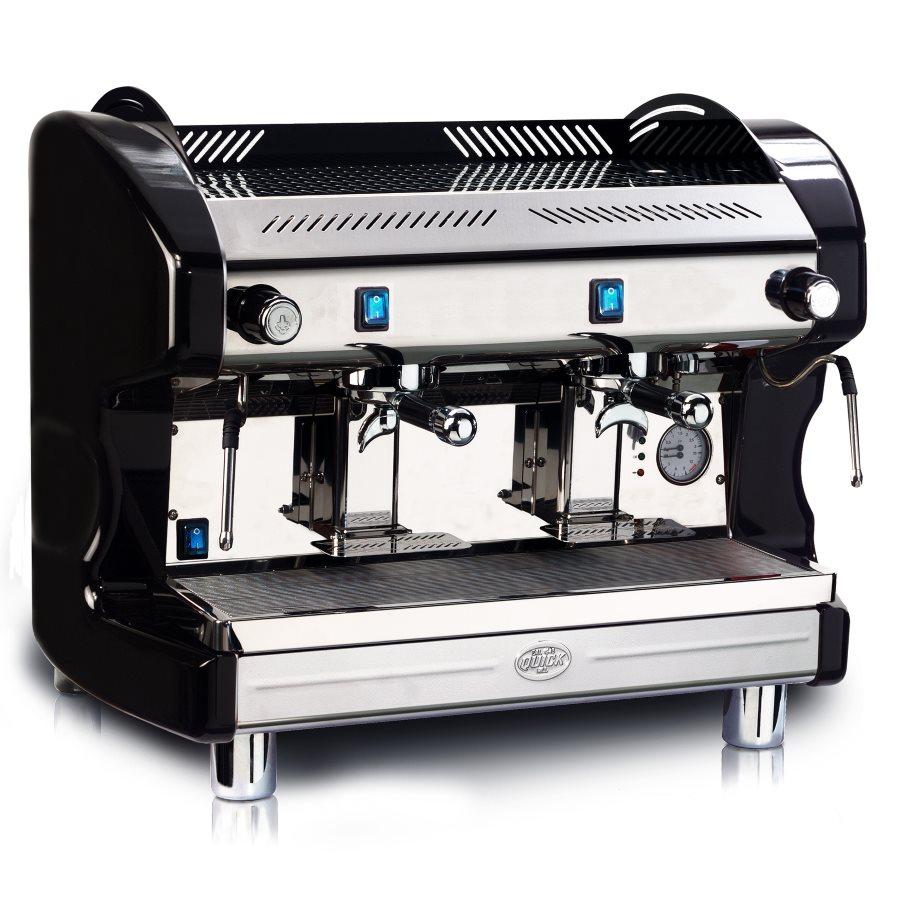 Macchina caffè professionale Quick Mill QM65 SEMI, 2 gruppi