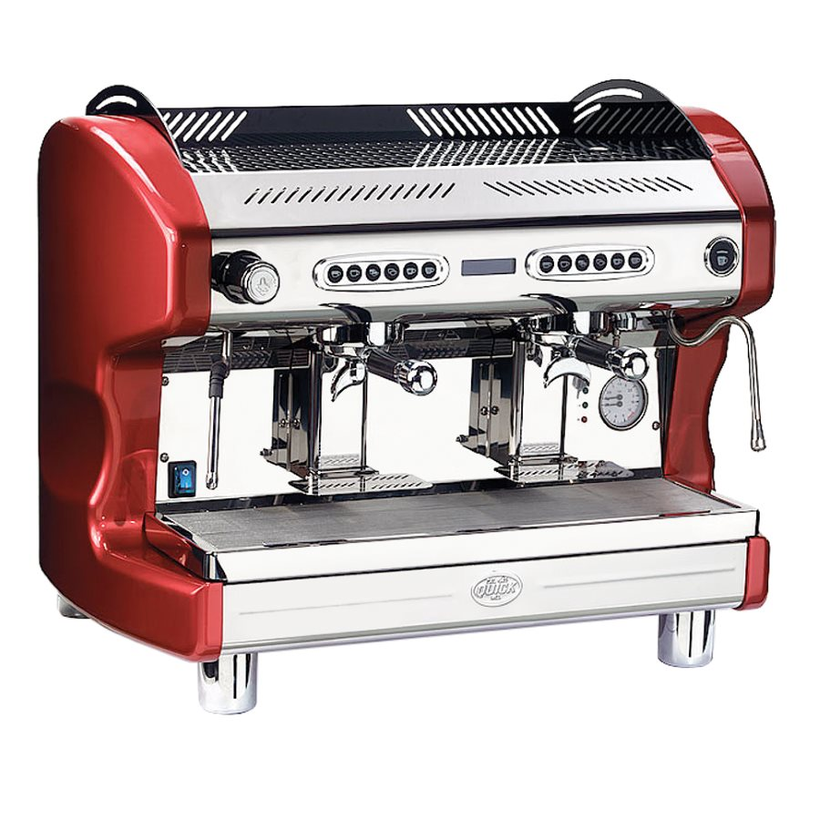 Macchina caffè professionale Quick Mill QM65 TOP, 2 gruppi