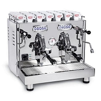 Professional automatic coffee machine Quick Mill Uragano Compact MOD.0998 DE NEW, 2 groups